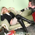 Mistress Dada drills her stupid servant
